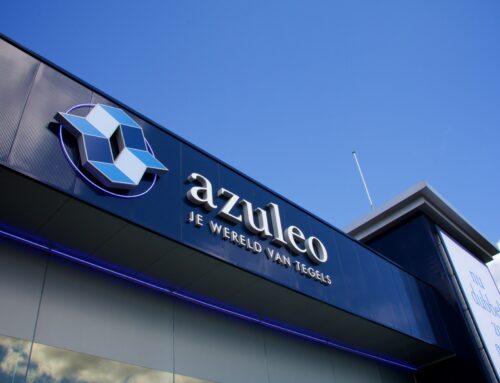 azuleo 2.0: toonzaal in Wijnegem nu dubbel zo groot