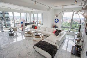 Marmer In Woonkamer : Marmer in je huis azuleo