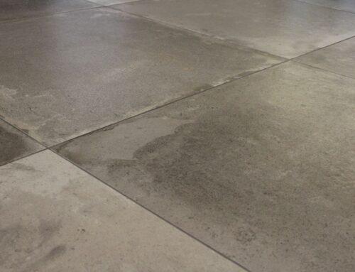 Belgen schatten prijs keramische tegels te hoog in