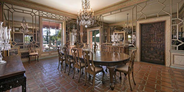 Huis Mooi Maken : Binnenkijken in het huis van the godfather azuleo